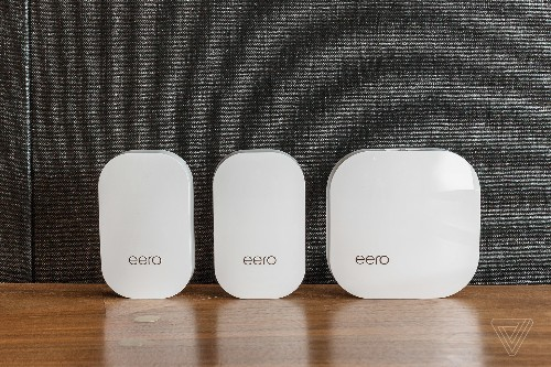 Eero's new router is twice as powerful and twice as fast as before