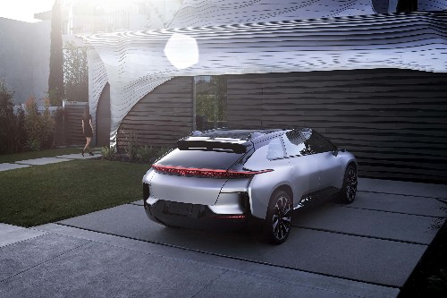 Faraday Future just sold its headquarters to help keep the company alive
