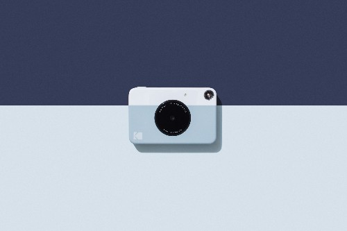 The Kodak Printomatic is basically the Polaroid Snap with a new coat of paint
