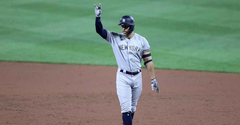 Early MVP candidate: Giancarlo Stanton's hot start
