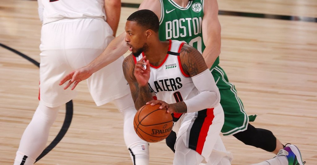Pick-and-roll defense: what did we learn from Damian Lillard's outburst against the Celtics