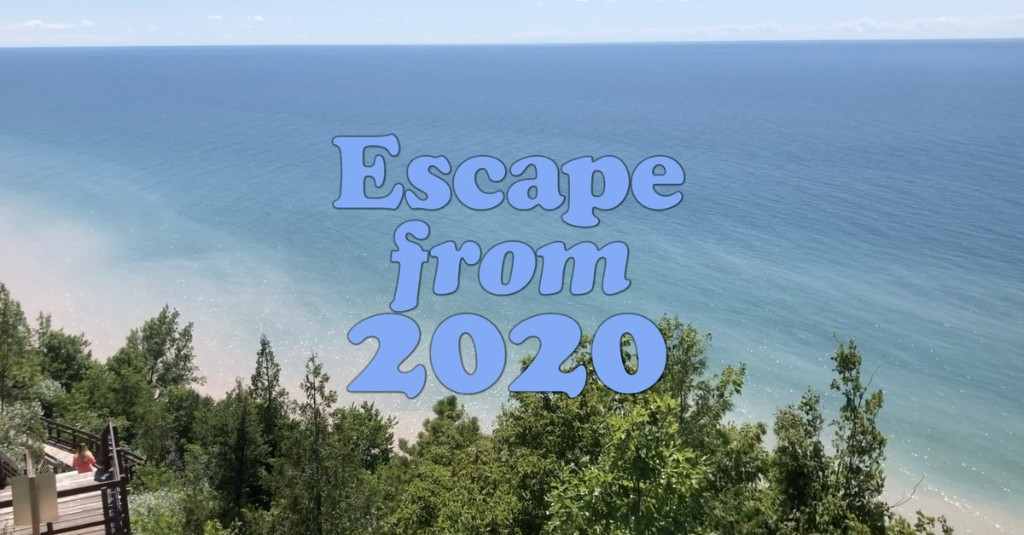Escape from 2020 - cover