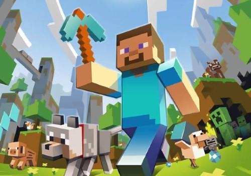 Minecraft is finally on Windows Phone