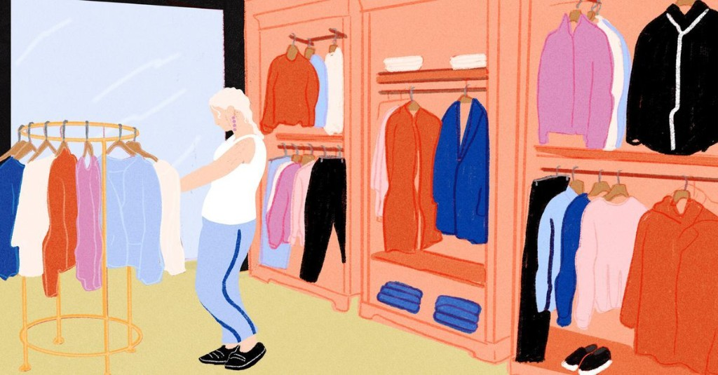 The death of the department store and the American middle class