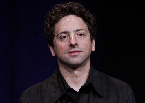 Google co-founder Sergey Brin joins protest against immigration order at San Francisco airport