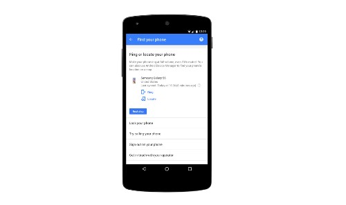 Google is making it a little simpler to find your missing Android phone