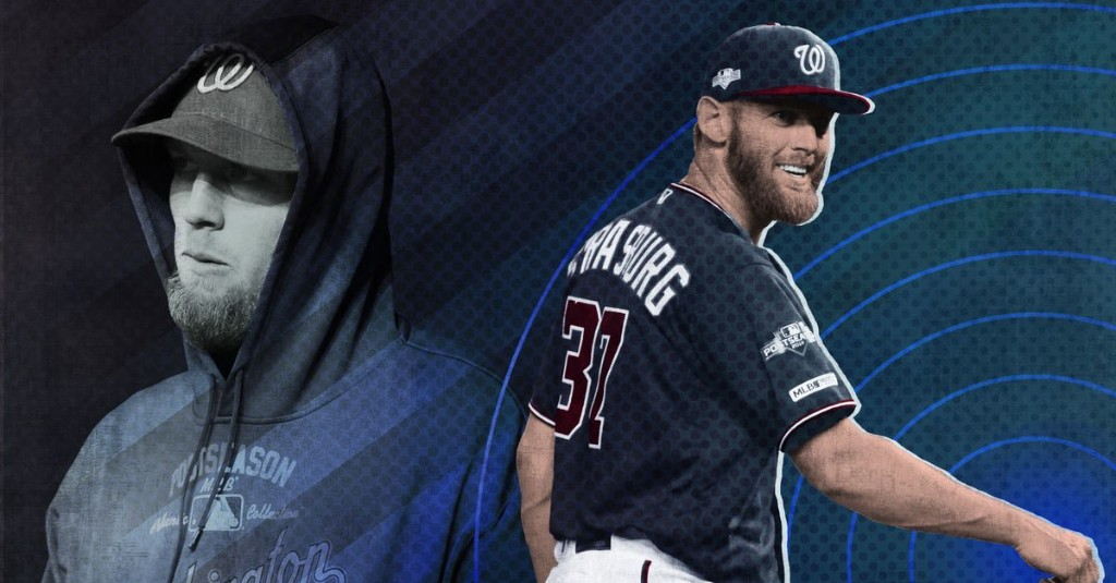 Stephen Strasburg's Postseason Legacy Is Absence. It Should Be Excellence.