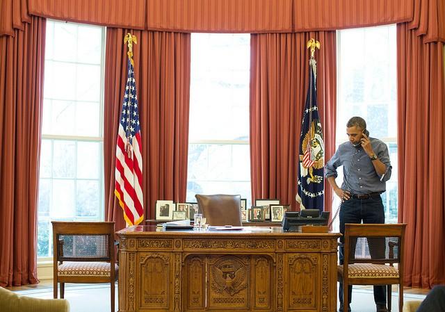 President Obama announces plan to dismantle NSA phone record database
