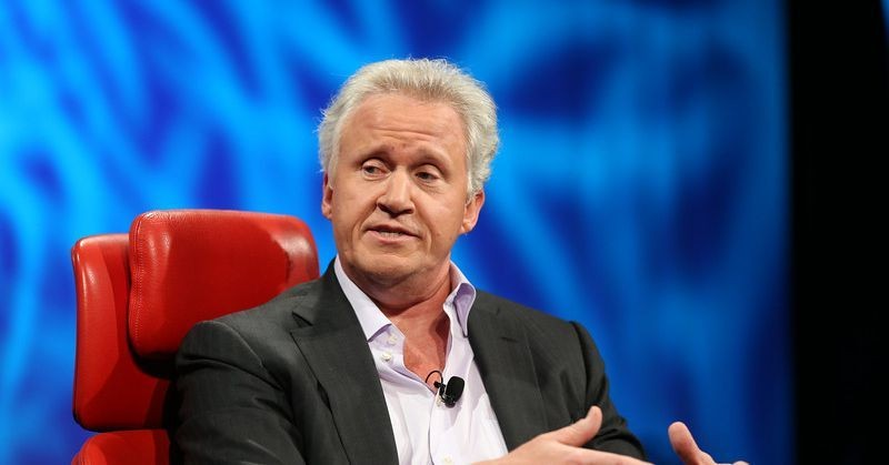 Jeff Immelt has emerged as the front-runner to become Uber's CEO
