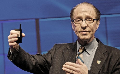 Ray Kurzweil is building a chatbot for Google