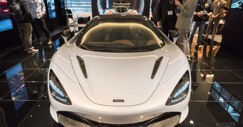 The 2021 Geneva Motor Show has been canceled