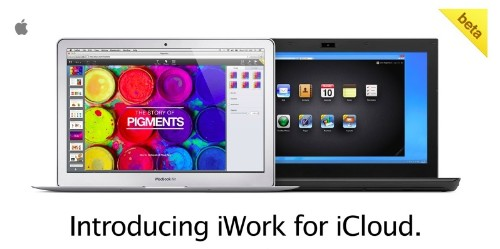 A first look at Apple's iWork for iCloud beta