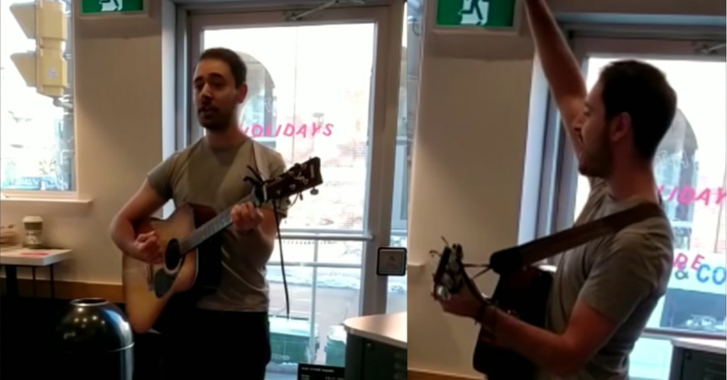"""Guy Fed Up With His Manager Leaves Job By Singing """"F*ck This, I Quit"""""""