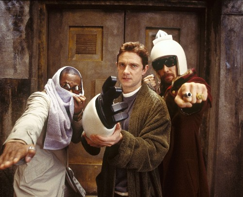 Hulu is developing a Hitchhiker's Guide to the Galaxy TV series