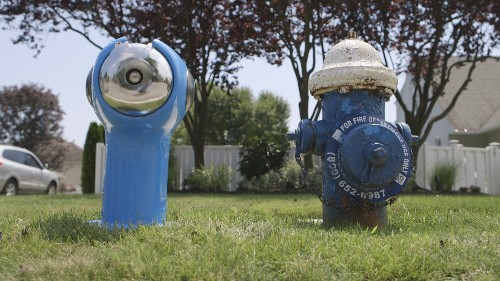 Finally, a fire hydrant for the 21st century