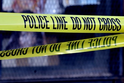 2 hurt after fight, vehicle crash in the Loop