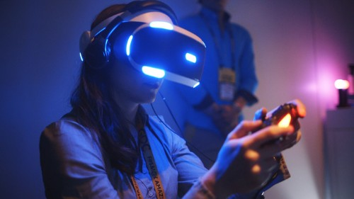 We'll know more about Sony's PlayStation VR on March 15th