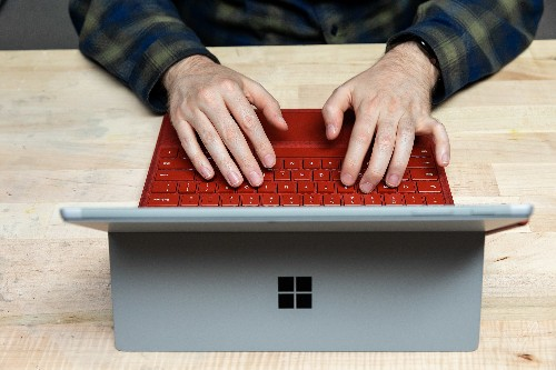 Microsoft Surface Pro 7 review: I wish this looked like a Surface Pro X