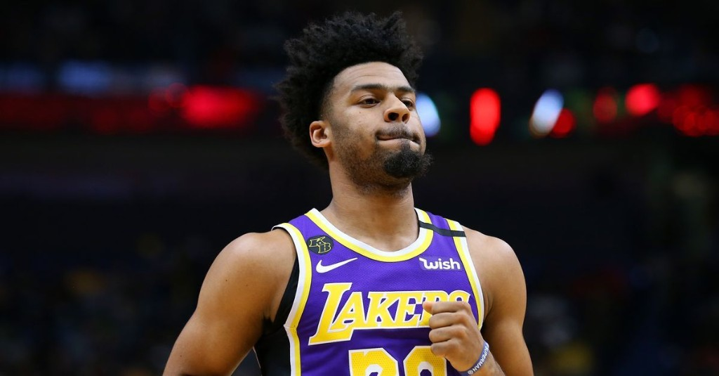Quinn Cook's Take On The Rest Of The NBA Season