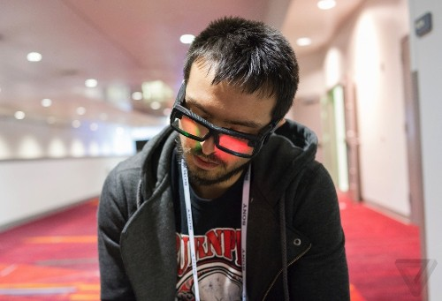 XOne brings Google Glass-like interactivity to safety glasses