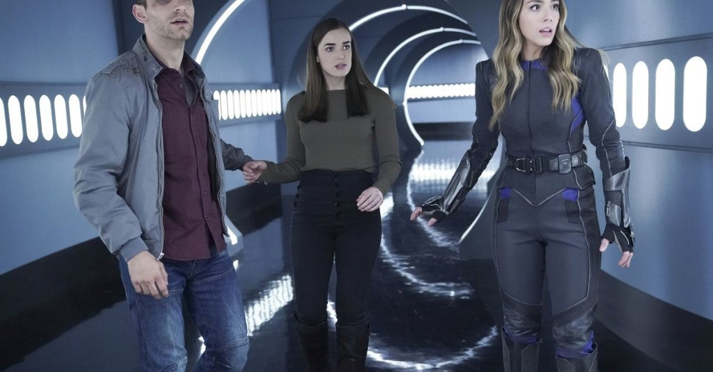 The unexpected twist of Marvel's Agents of SHIELD finale
