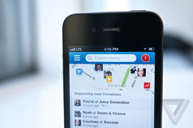 Foursquare 6.0 finally brings Explore recommendations to center stage
