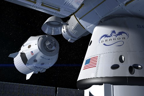 NASA is saving big bucks by partnering with commercial companies like SpaceX