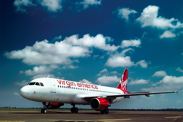 Virgin America now lets you use electronics during takeoff and landing