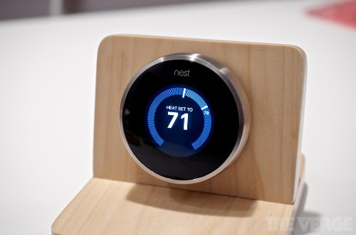 Google wants to serve ads on 'refrigerators, car dashboards, thermostats'