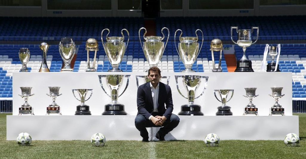 Major Link Soccer: Iker Casillas retires