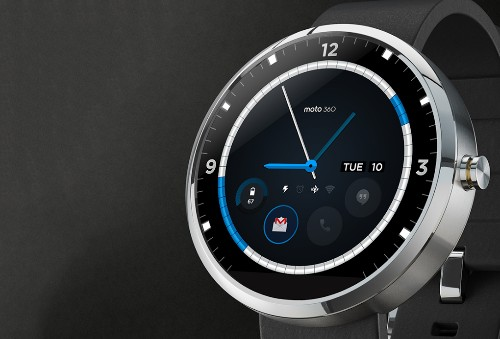 The 10 best designs for the Moto 360 watch face
