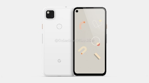 Pixel 4A could feature a hole-punch display, unofficial render claims