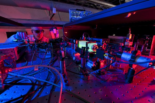 A physics experiment might soon tell us if we're living in a 2D hologram