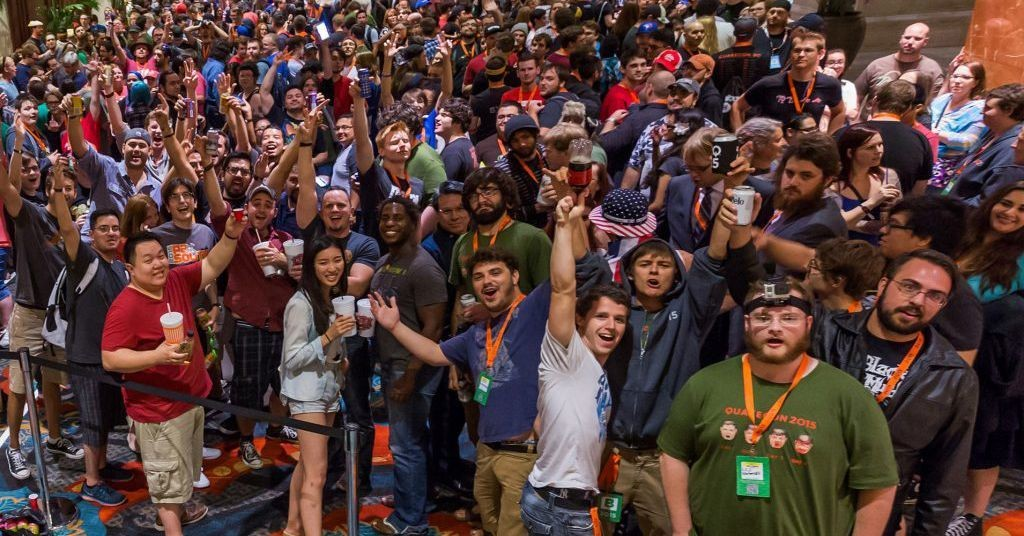 QuakeCon 25 canceled due to the coronavirus pandemic