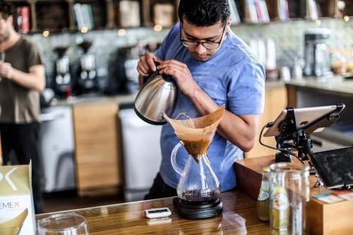 14 Essential Coffee Shops Across D.C.