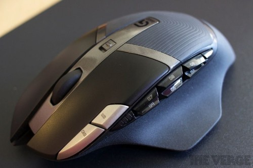 Logitech's latest wireless gaming mouse runs for 125 hours on a single AA battery