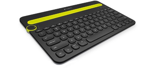Finally, a keyboard that embraces fanboys of all colors