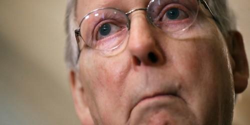 Democrats press Mitch McConnell to take up net neutrality bill