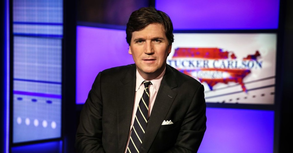 Tucker Carlson has sparked the most interesting debate in conservative politics - Vox