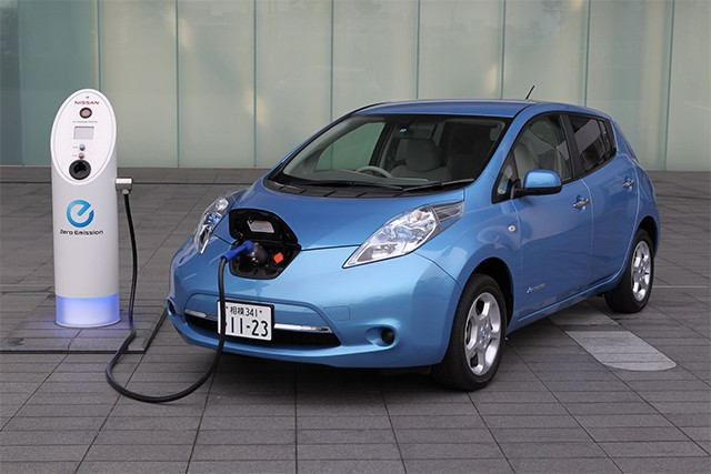 Electric car owner arrested for 'stealing' 5 cents of electricity