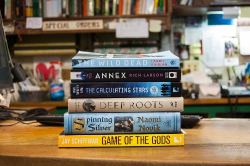 12 fantastic science fiction and fantasy novels that you should check out this July