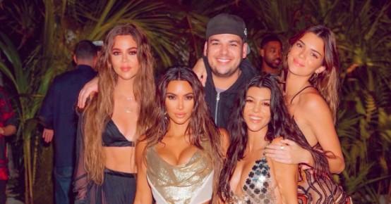 Kim Kardashian's performative quarantine