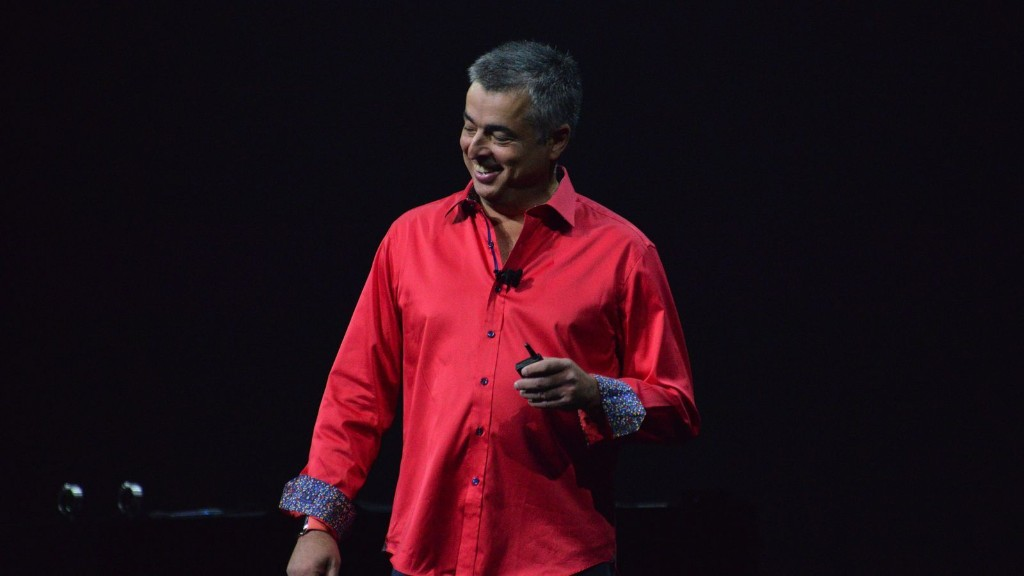 Apple's Eddy Cue: 'We're not in the business of trying to create TV shows'