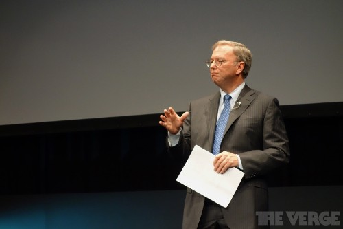 Eric Schmidt calls for drone regulation to keep neighbors from spying on you