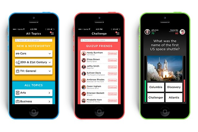 QuizUp aims to go from fad to force with $22 million in funding
