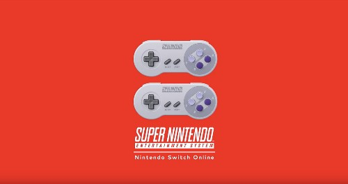 Super Nintendo games now available on the Switch