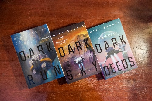 Mike Brooks' Keiko trilogy is the perfect read for fans who miss Firefly and Dark Matter