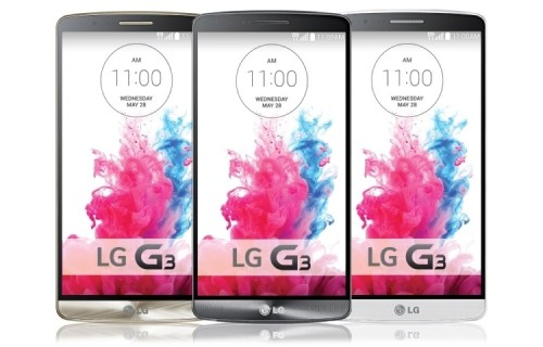 LG Netherlands leaks full specs and photos of the G3 flagship smartphone