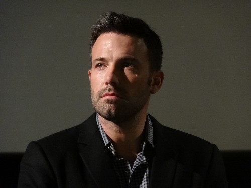 Ben Affleck is the next Batman