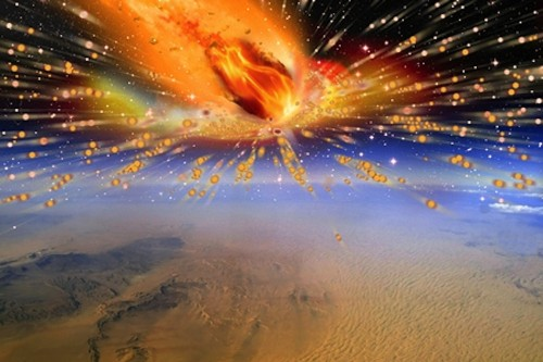 Evidence of a comet that rained 'a shockwave of fire' detected on Earth